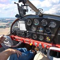 Pořiďte si tento kráný historický letoun