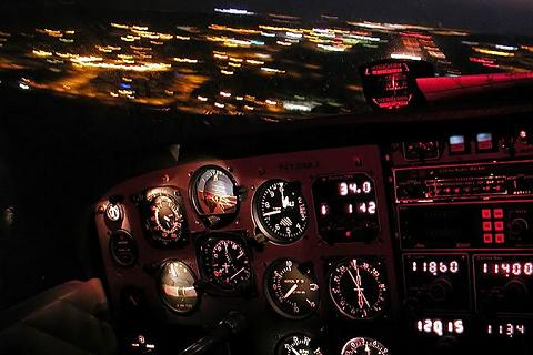 Night flying - Night flights supplement