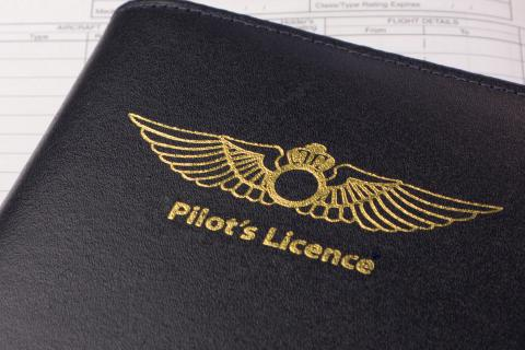 Basic pilot training - Private pilot licence - PPL(A)