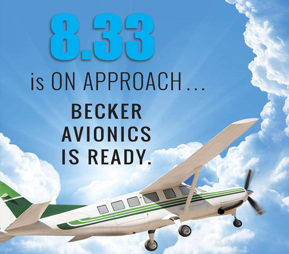 BECKER avionics | Herbst Aero