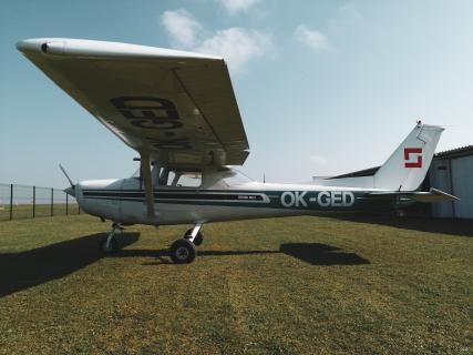 Výcviková - Cessna 152