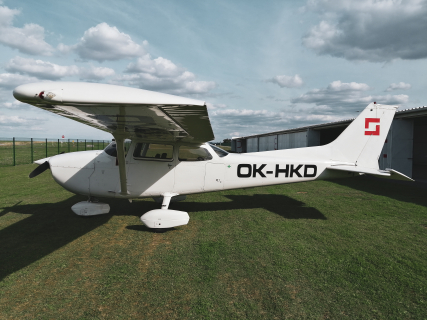 Nejrozšířenější - Cessna 172