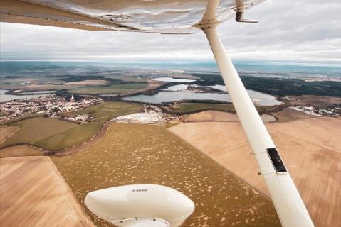 Seznamte se s letadlem Cessna - Seznamovací let