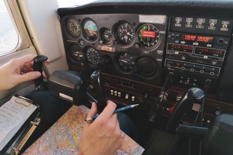 Staňte se pilotem již za hodinu - Pilotem na zkoušku