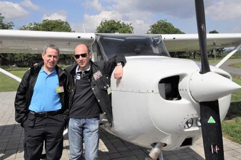 Nahlédněte pod pokličku letecké školy - Komentovaná exkurze